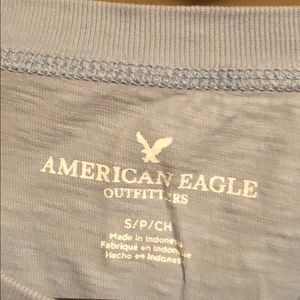 American Eagle Outfitters Shirts - Men's lightweight Henley tee. Like new.